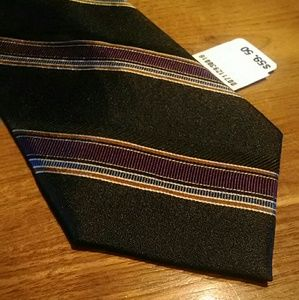 Jos A. Bank Silk Tie New With Tags